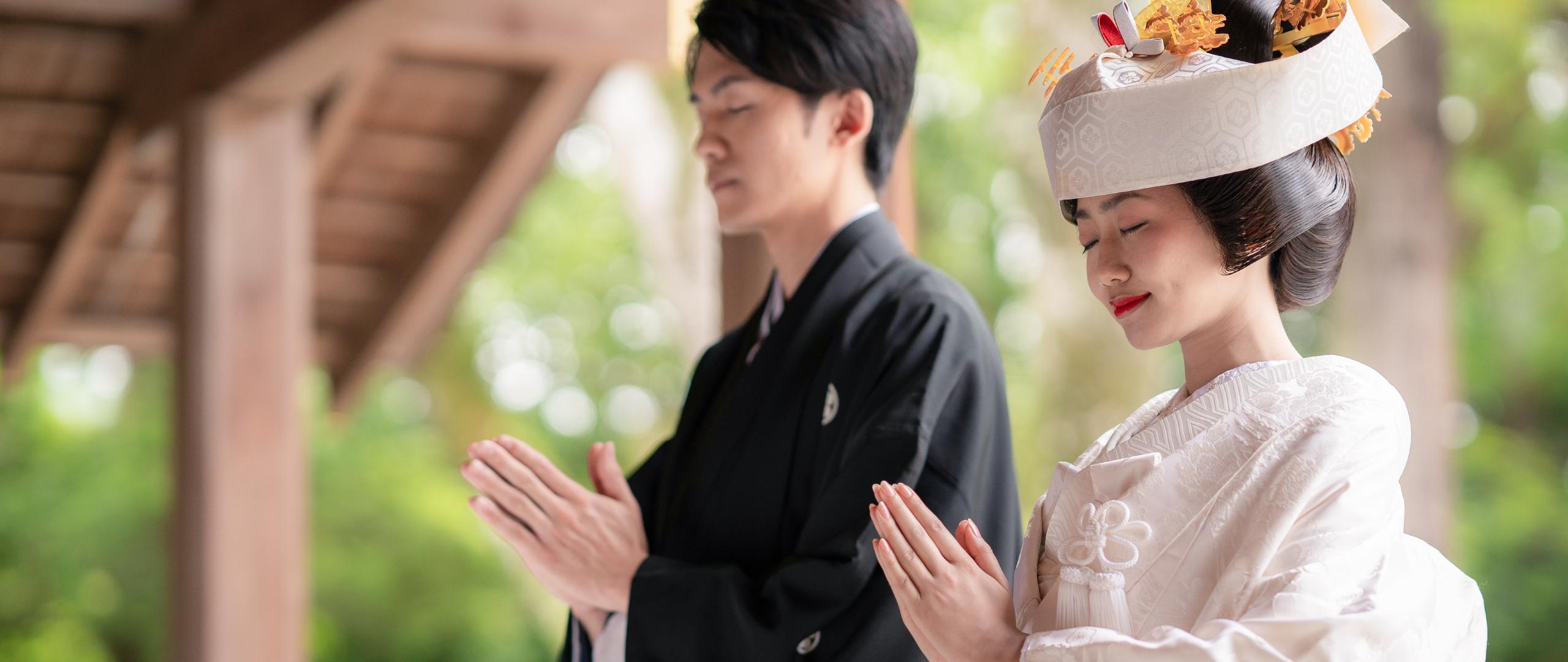すぎしん猿田彦神社挙式